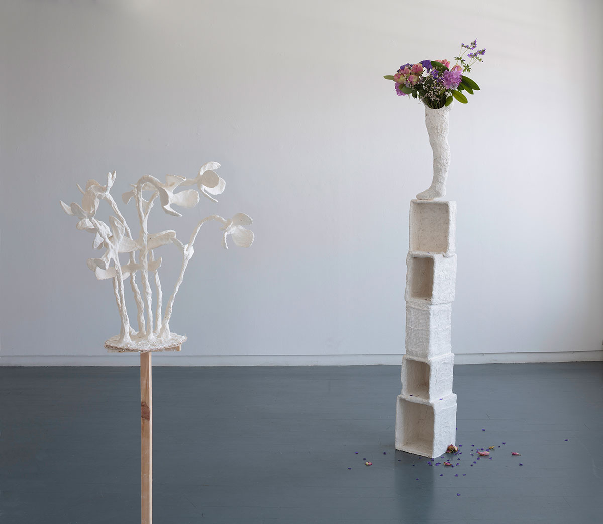 The Language of Flowers, Glasgow Project Room, 2018