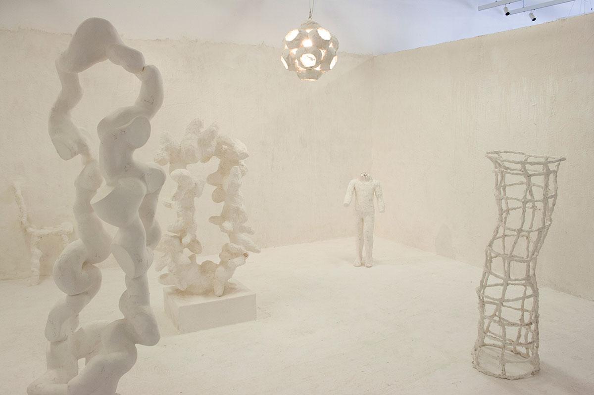 sculpture showroom
